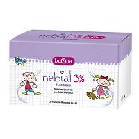 NEBIAL 3% 20 FLACONCINI 5ML